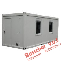 CH010 office Cabine