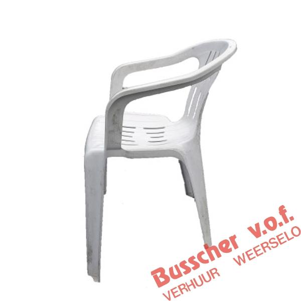 MB008 Terras stoelen wit