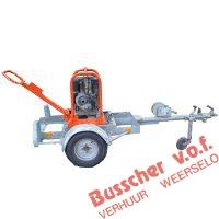 ST002 ST003 Triller dieselmotor