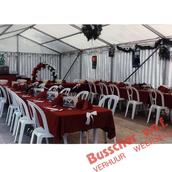 V09005 party tent met of zonder vloer .