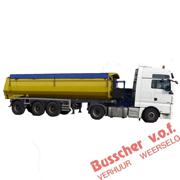 V01017 Vrachtauto plus laadbak