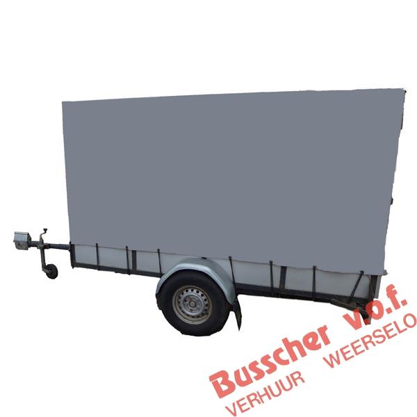 AW001 0ngeremde aanhangwagen 750 kg