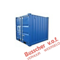 CH002 Container 8 ft