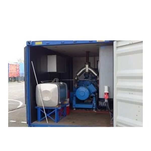 Dieselaggregaat container
