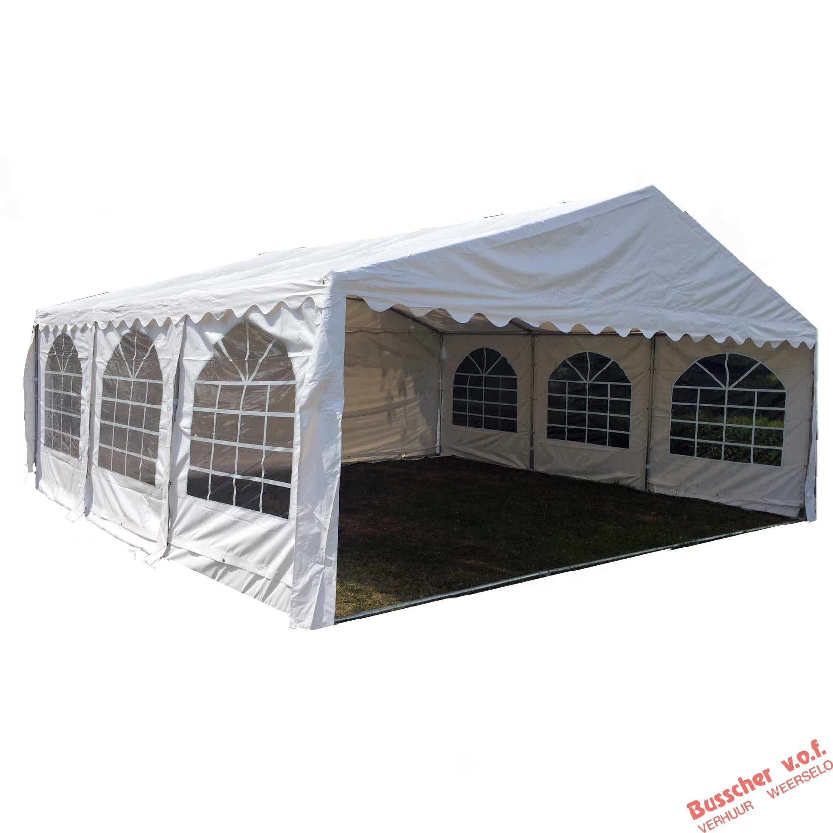 partytent 6 x 6